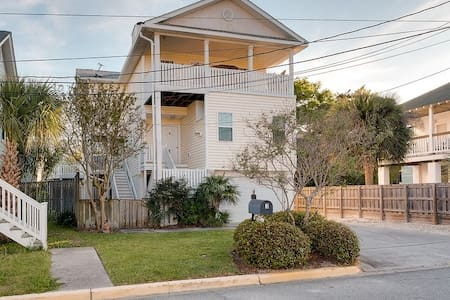 Best Located Vacation Rental on all of Tybee Island