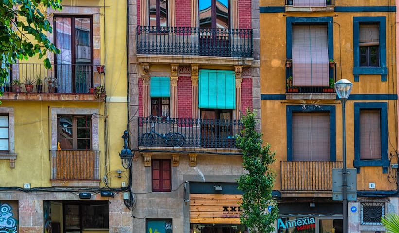 Single room in the cool center of Barcelona #1