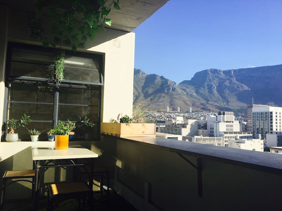 Dinner with a view?