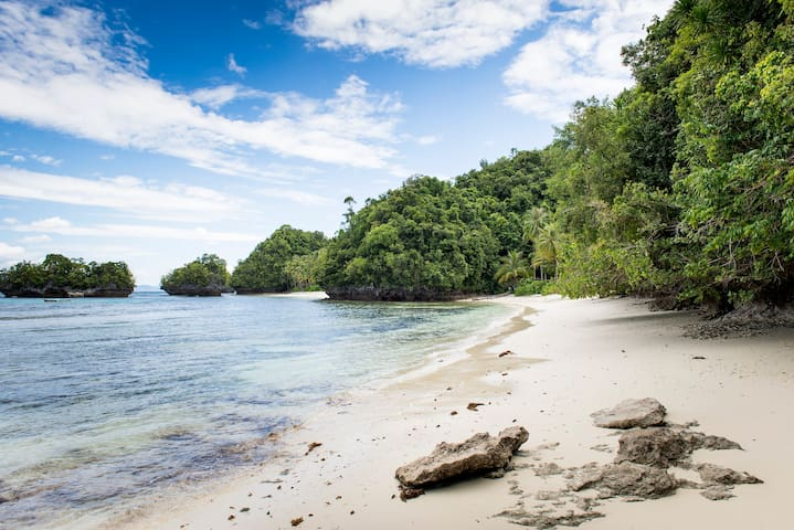 Tami Private Cove - Siargao Island - Pulau