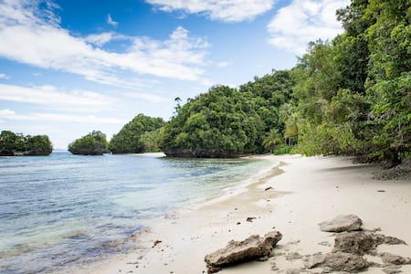 Tami Private Cove - Siargao Island - 岛屿