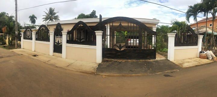 Casa completa en medio de la naturaleza