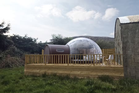 Bubble Dome at bottom of Mournes overlooking sea - Newry and Mourne - อื่น ๆ