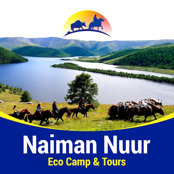 NAIMAN NUUR Eco Camp