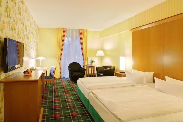 Gruenau Hotel Double Room