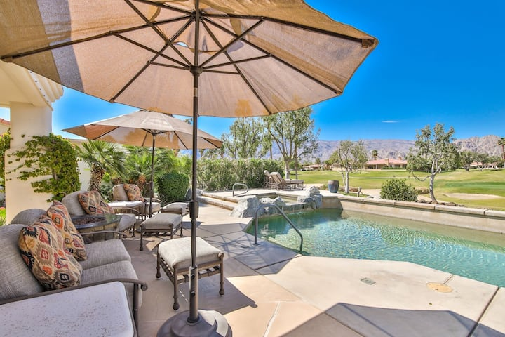 Luxury PGA West Golf Home - Pool, Casita, Arcade