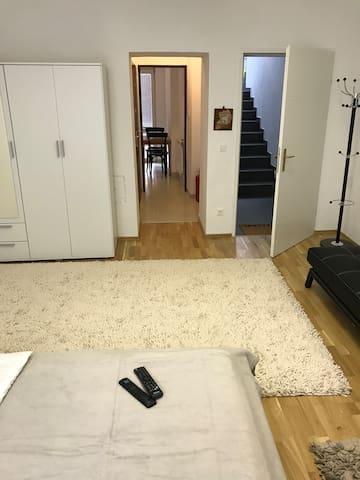 Süßes Apartment mit Terrasse & free WIFI !!!