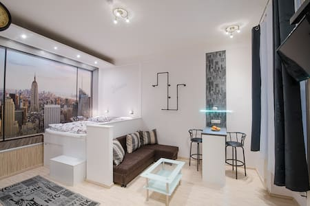Design flat in the city center (Blaha L. square) - Budapest