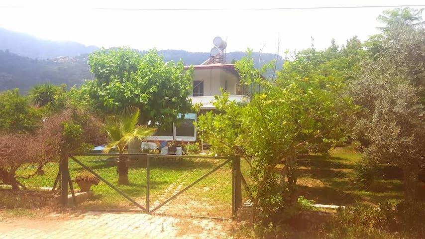 Antalya/Çıralı'da Bahçeli Kiralık Özel Oda - Ulupınar Köyü - House