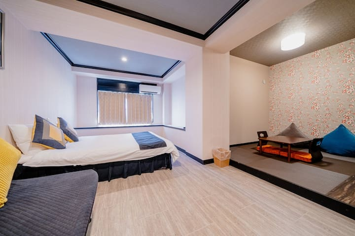 Nara Low Price Suite Double Room