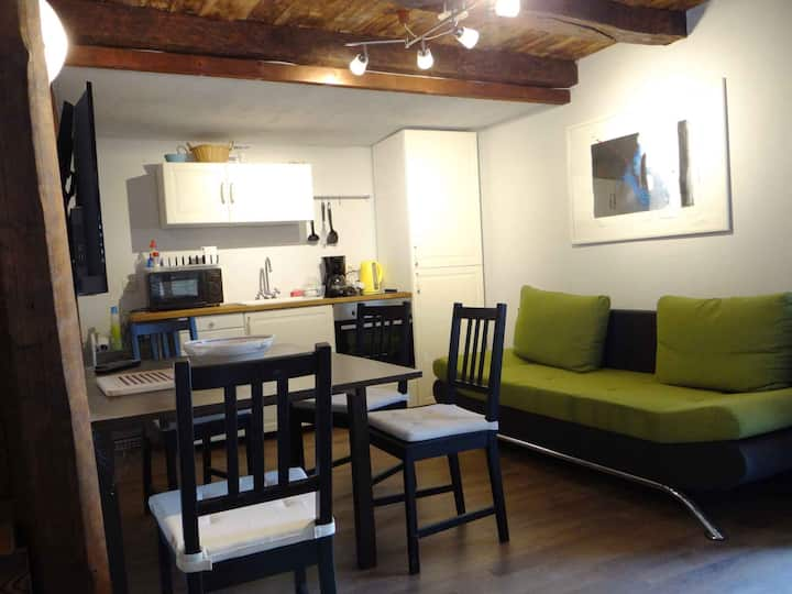 apartment for 2+1 persons with a/c R93742