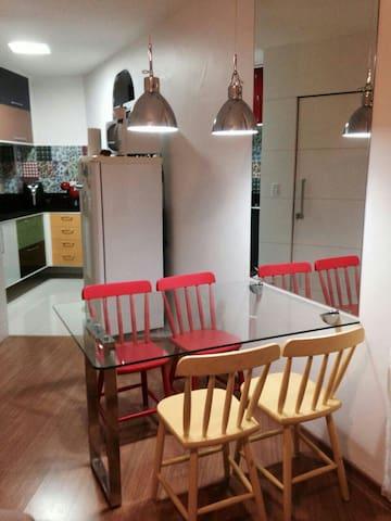 Ótima localização e conforto - Vitoria - Apartment