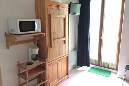 Appartement centre ville ideal famille - Cauterets