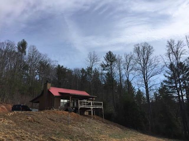 Rooster Ridge Cabin - Suches - Cabana
