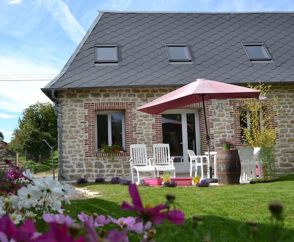 Gîte La Bergerie en Normandie - Dampierre-en-Bray - Ev