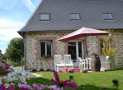 Gîte La Bergerie en Normandie - Dampierre-en-Bray - 独立屋