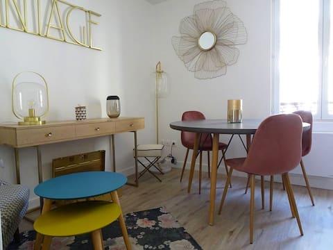 ¡Número cuatro! Hermoso apartamento en el centro de la ciudad