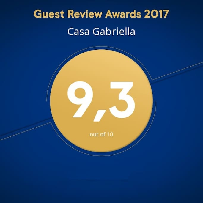 Guest Review Awards 2017.