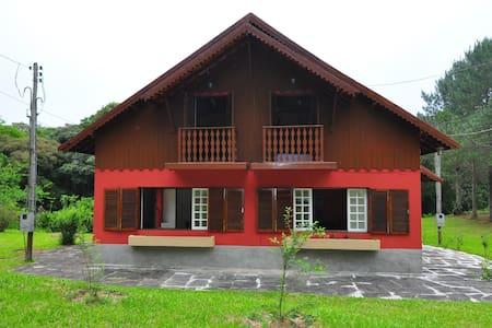Chalé Serra da Bocaina 2 - Bananal - Xalet