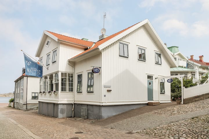 Hotellrum på Marstrandsön
