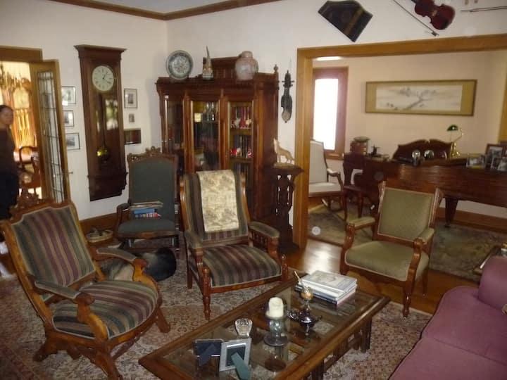 Antique Filled Home