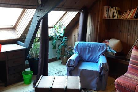 A small flat in Calais center