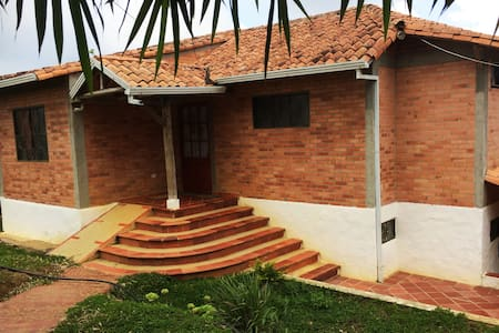 Acogedora y tranquila cabaña - Idealmente ubicada - Los Santos - Talo