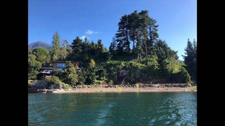 Casa orilla de Lago Ranco
