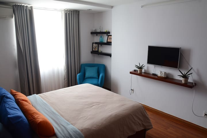 New! View great central in ho chi minh city - Ho Chi Minh City - Appartement