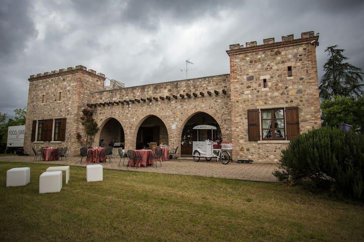 Stanza barocca in Villa gonzaghesca - Volta Mantovana - 別荘