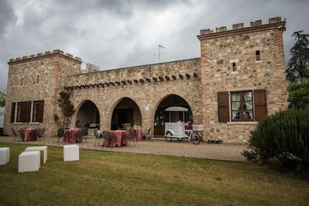 Stanza barocca in Villa gonzaghesca - Volta Mantovana