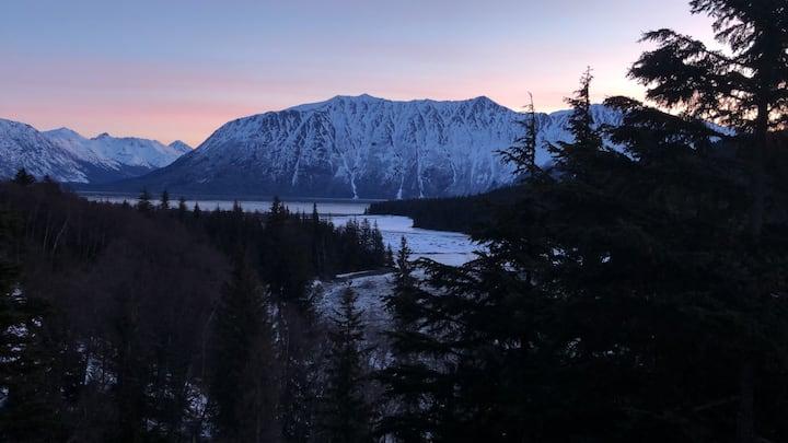 Sunrise Cabin-Turnagain Arm/Sixmile Creek Overlook