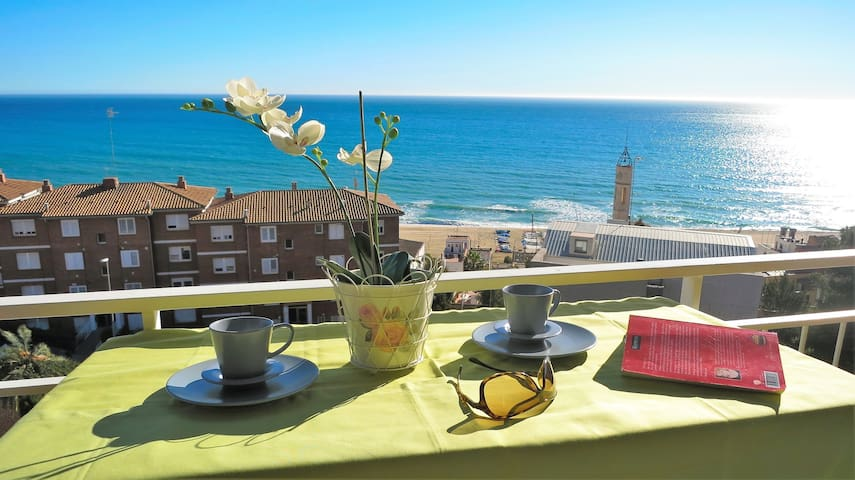 BIANCA SEAVIEW & BEACH-appartement