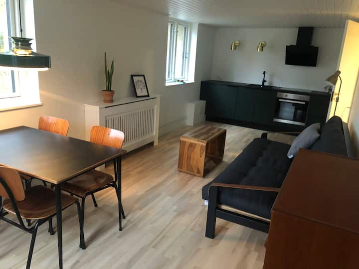 Cool new and cosy appartment