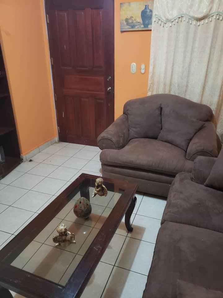 Privet room on residential zone