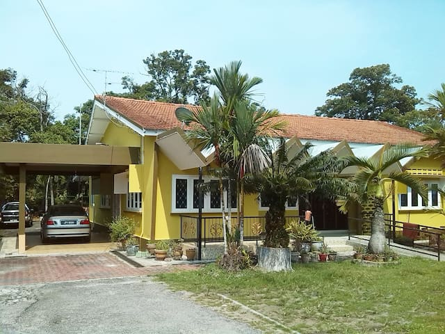 Homestay Temenggong - Bungalov