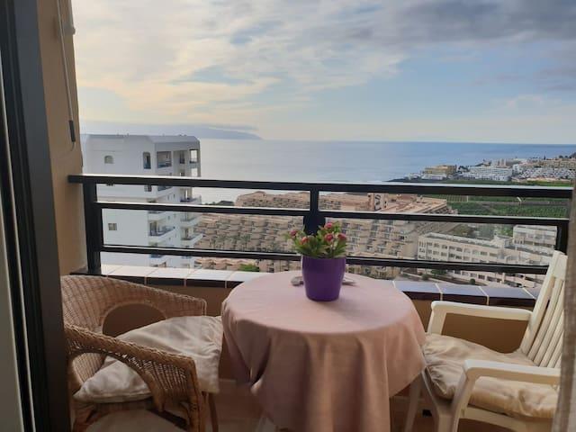 Apartment 15th floor Playa Paraiso