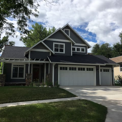 Craftsman Style in Historic West Blvd District - Rapid City