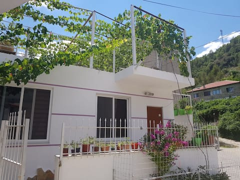 Ilir Guesthouse. Price/room(double +single bed).