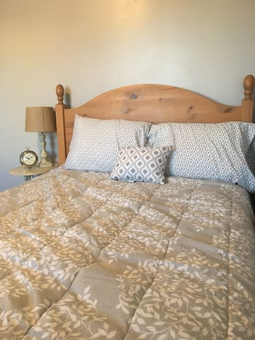 Quiet room near Zions & Brian Head - Cedar City - Casa