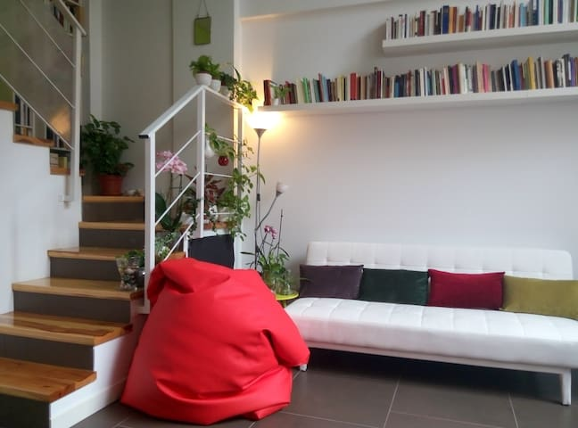 Loft confortable en Madrid - Madrid - Loft