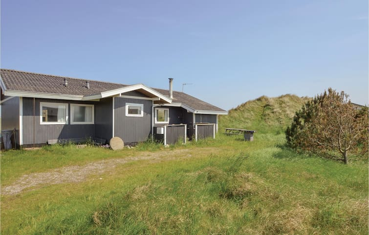 Holiday cottage with 3 bedrooms on 68m² in Frøstrup