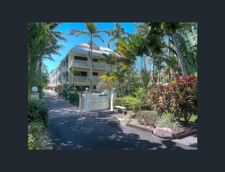 Unit 1 Tropical Reef Apartments- 3 bedroom unit