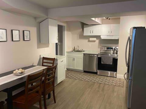 Cozy two bedroom Kenmore apartment