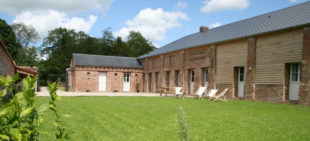 Gîte calme proche Baie de Somme - Saigneville - House