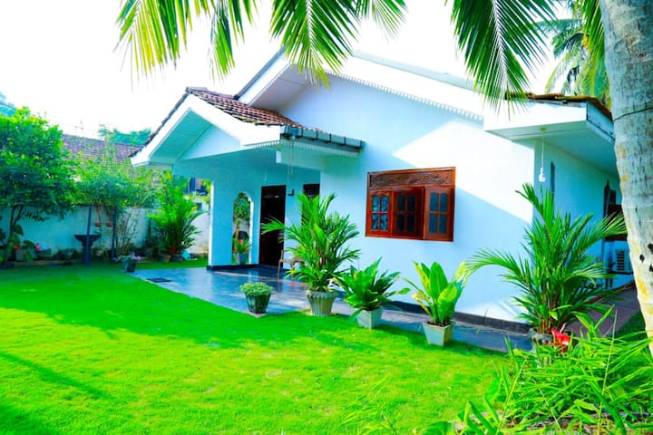 Villa-Serenity (Entire villa with 2 A/C Bedrooms)