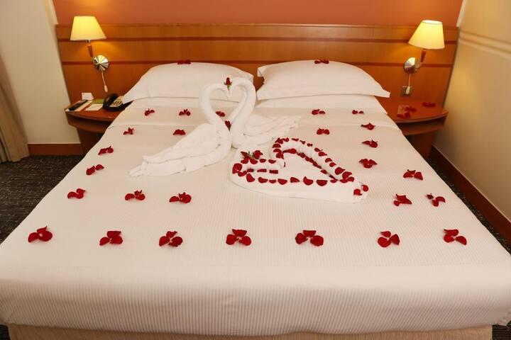 J5 Hotel Port Saeed, Premium King Room