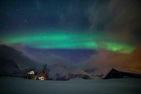 Horská chata - Breivikeidet