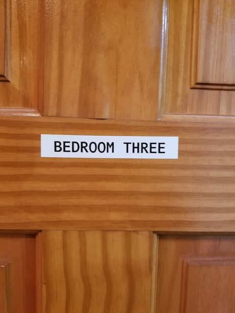Bedroom Three (Master) in House Near JFK Airport