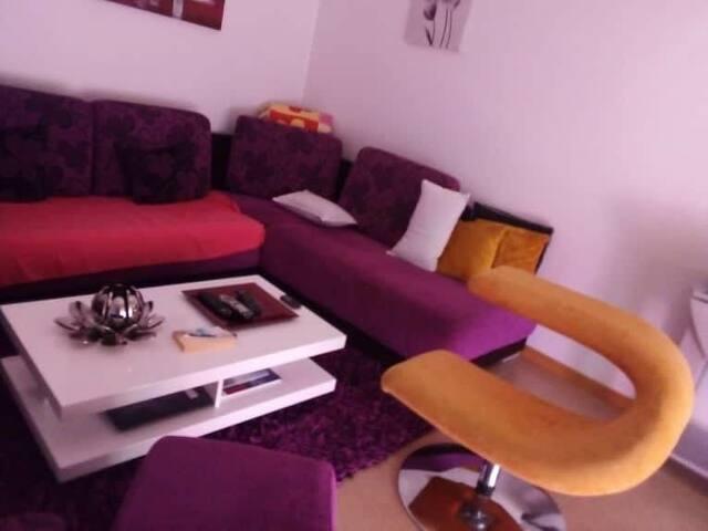Appartement  70 m2 chic et sécurisé